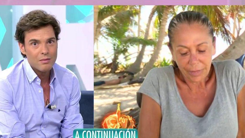 Antonio Rossi da más detalles sobre el misterioso novio que tuvo Isabel Pantoja