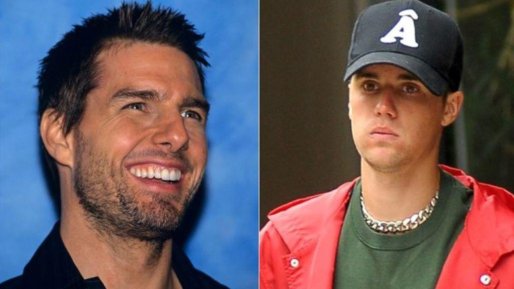 Justin Bieber reta a Tom Cruise a una pelea de MMA y Conor McGregor se ofrece a organizarlo