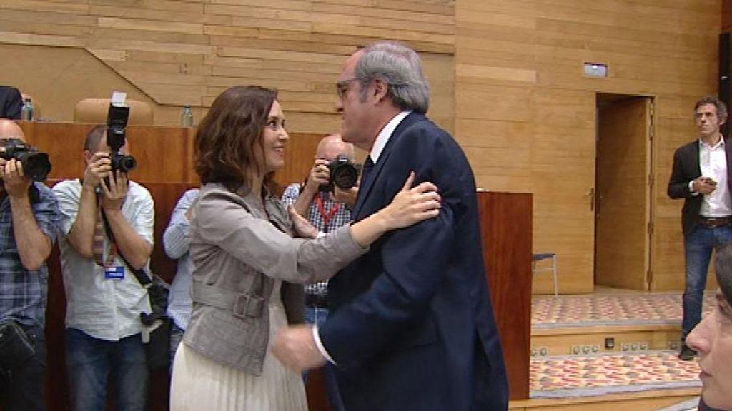 Principio de acuerdo para hacer a Díaz Ayuso presidenta de Madrid