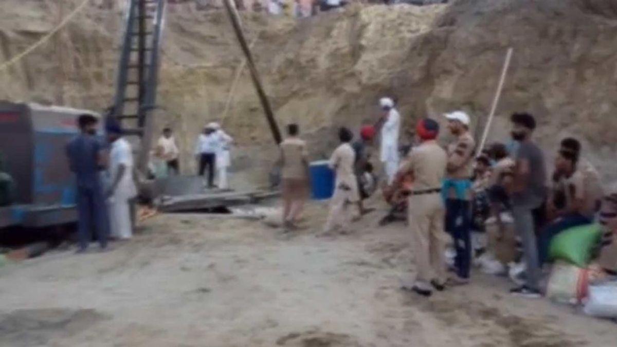Un niño de dos años muere tras permanecer atrapado en un pozo durante días