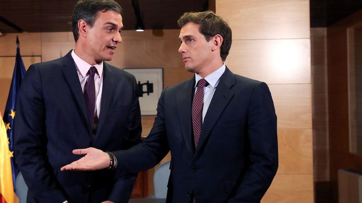 Rivera se vuelve Sánchez y apuesta por el no es no y esperará un gobierno con Podemos y nacionalistas