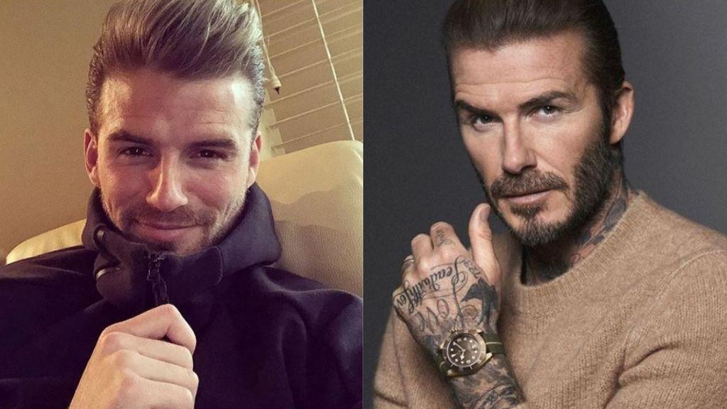 Quién es quién: David Beckham tiene un doble y podría jugar en LaLiga la próxima temporada