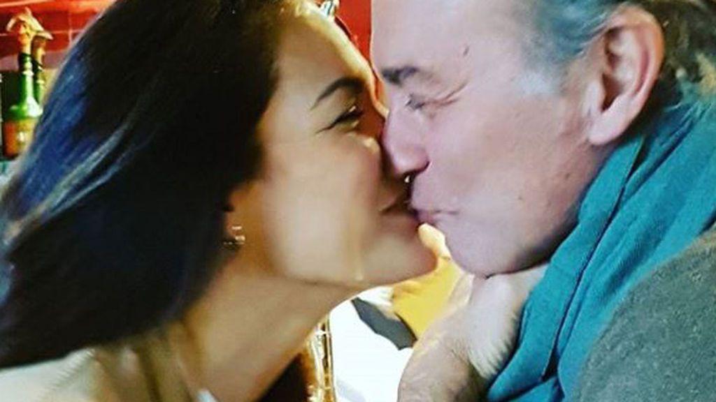 """Fabiola declara su amor a Bertín Osborne con una tierna imagen: """"Sin ti, jamás"""""""