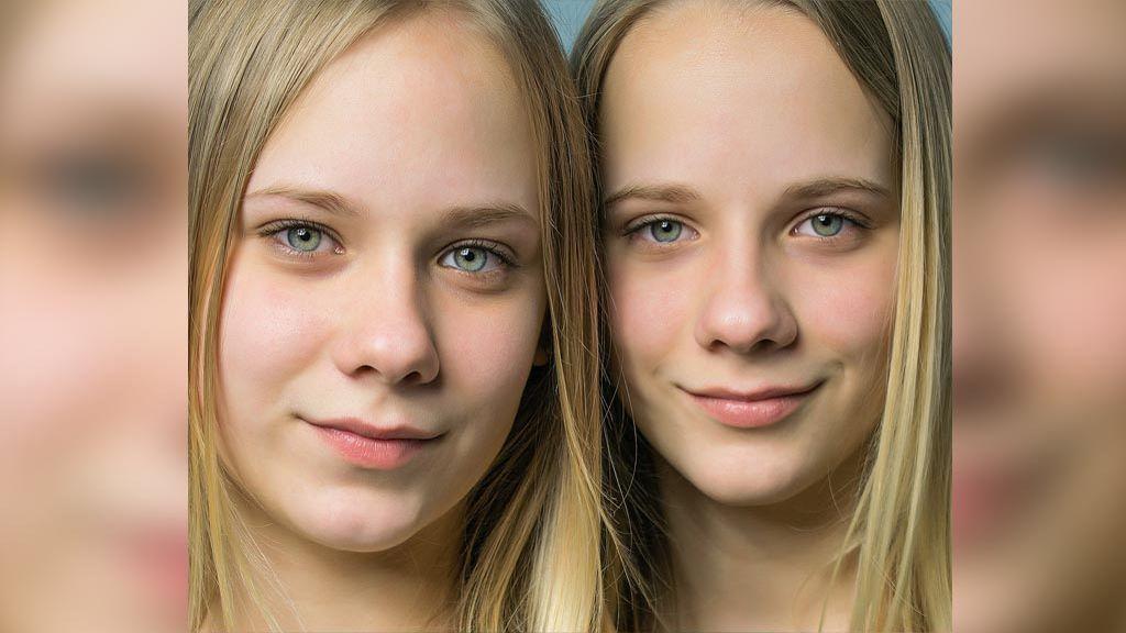 Dietas diferentes para gemelos idénticos