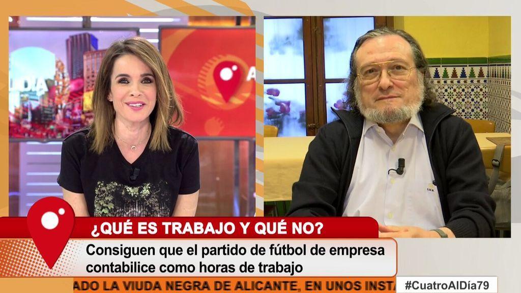 """La polémica: El TS considera las """"pachangas"""" de las empresas con clientes """"jornada laboral"""""""