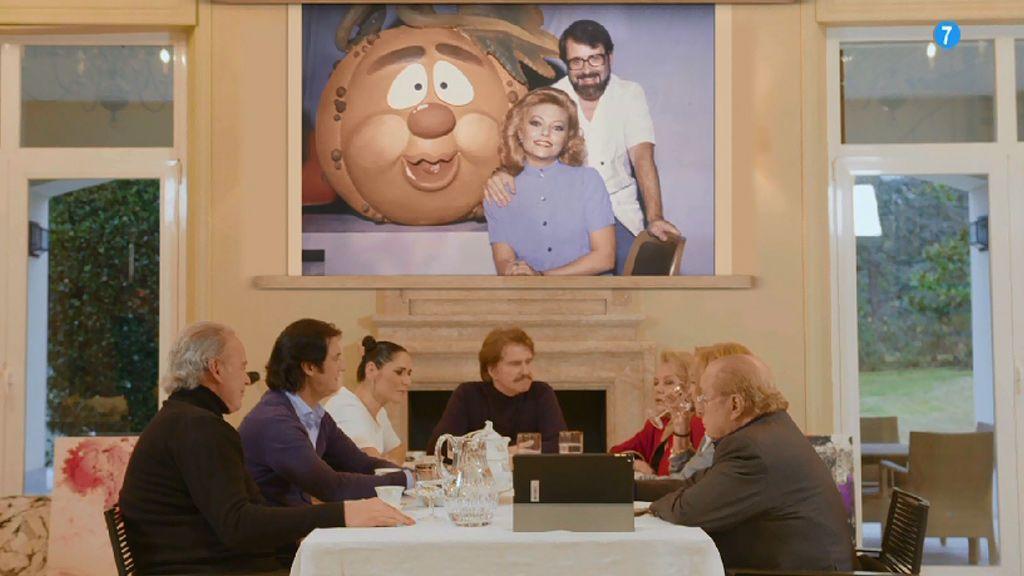 Bertín Osborne se derrumba al recordar el programa 'Un, dos, tres' junto a sus protagonistas