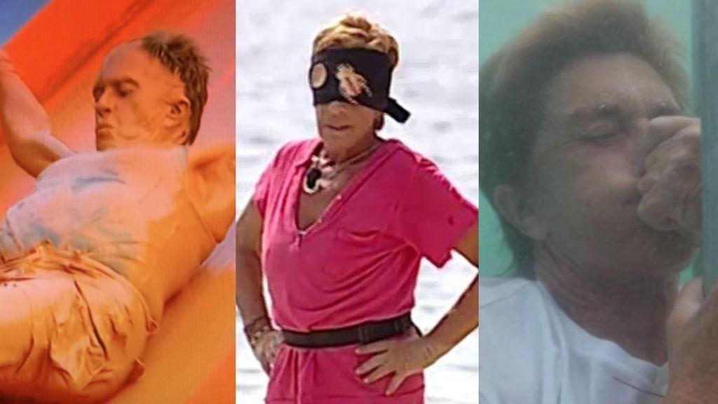 ¡Vota por tu favorita! Las 5 pruebas con las que Chelo ha hecho historia en 'Supervivientes' #noteresistas
