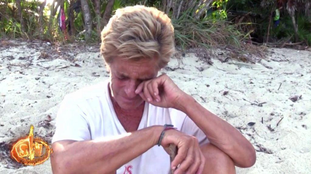 Chelo, entre lágrimas, le manda un mensaje a Marta