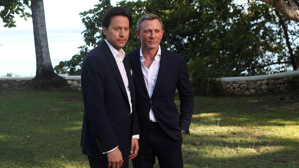Otro contratiempo para 'James Bond 25', Craig y Malek no pueden rodar juntos