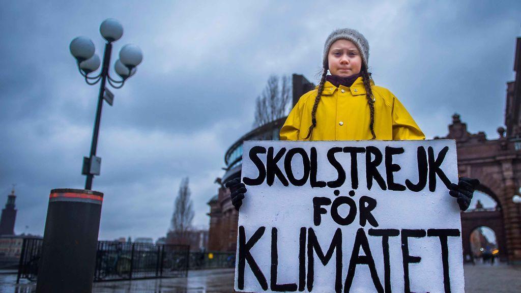 Greta Thunberg: cinco frases inspiradoras que grabarte a fuego