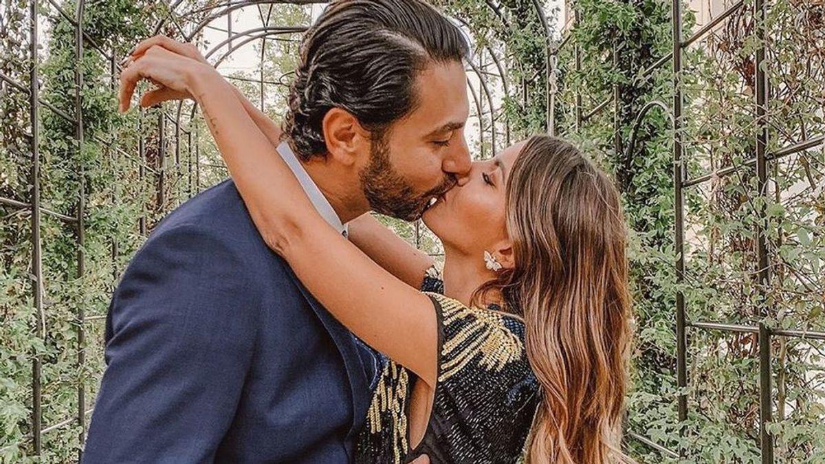"""Lovely Pepa anuncia la fecha de su boda y muestra las invitaciones con su historia de amor dibujada: """"Qué ilusión"""""""