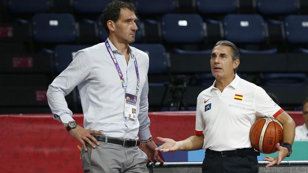 Ibaka o Mirotic: La decisión conjunta que tendrán Scariolo y Garbajosa para la Copa del Mundo FIBA