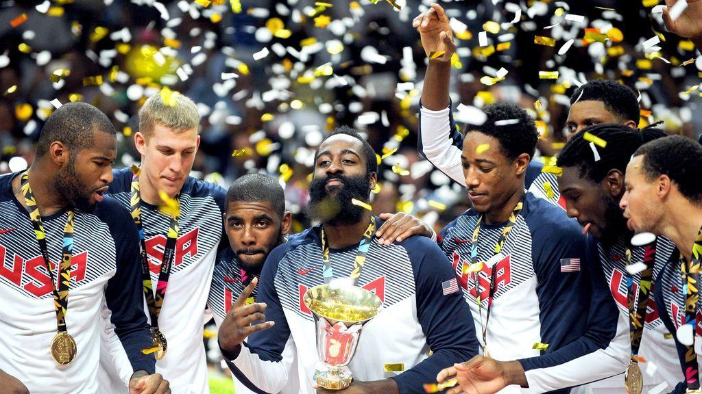 Hardem, Anthony Davis, Lillard... La temible prelista de Estados Unidos para la Copa del Mundo FIBA
