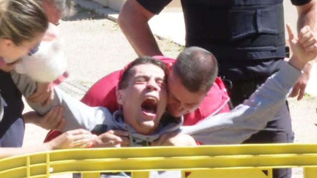 Tensión y amenazas de ojo por ojo en el entierro de la segunda mujer tiroteada en Aranjuez