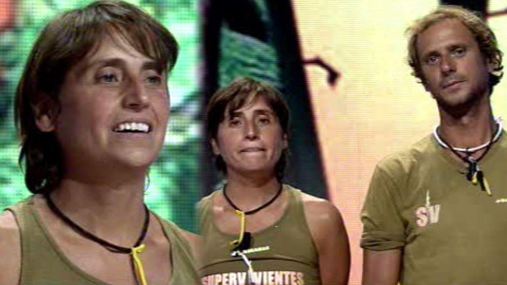 Maite Zúñiga ganó 'Supervivientes' hace 10 años