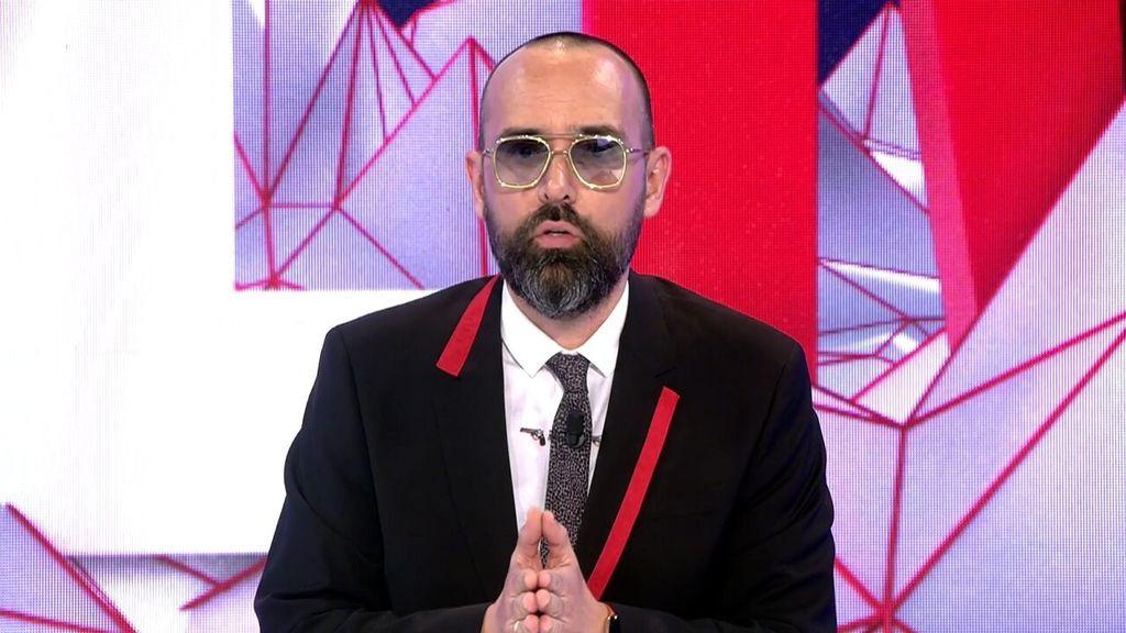 """Risto Mejide se sigue haciendo la misma pregunta: """"¿Por qué Eduardo Inda sigue colaborando en Mediaset?"""""""