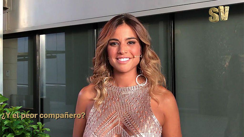 Lidia Santos responde a las preguntas de la audiencia