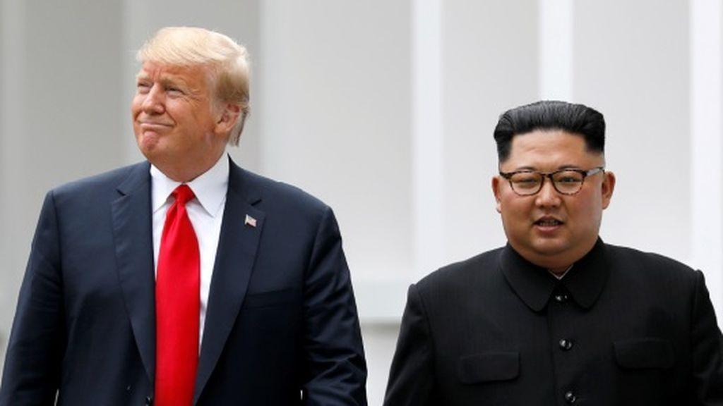 Kim Jong Un y el hermano de la CIA asesinado