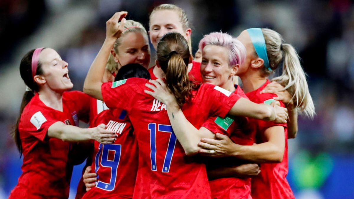 Futbolistas y guerreras: la lucha de las jugadoras estadounidenses por tener los mismos sueldos que los hombres
