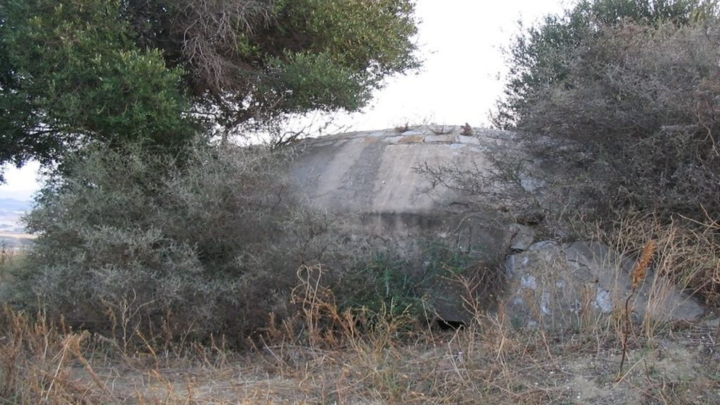 exterior fortificación