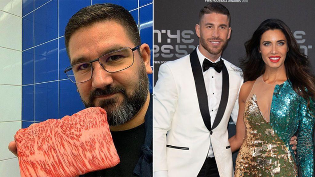 Dani García creará un menú con tres Estrellas Michelín para la boda de Sergio Ramos y Pilar Rubio