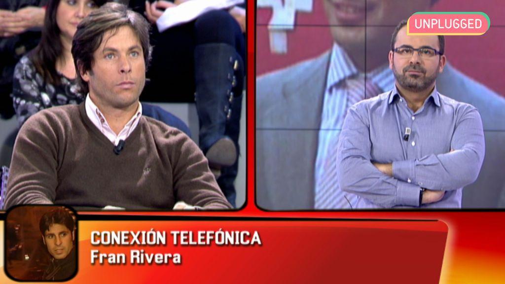 José Antonio Canales Rivera en 'Sálvame'