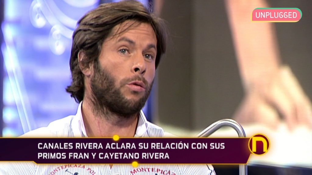 José Antonio Canales Rivera en 'La Noria'