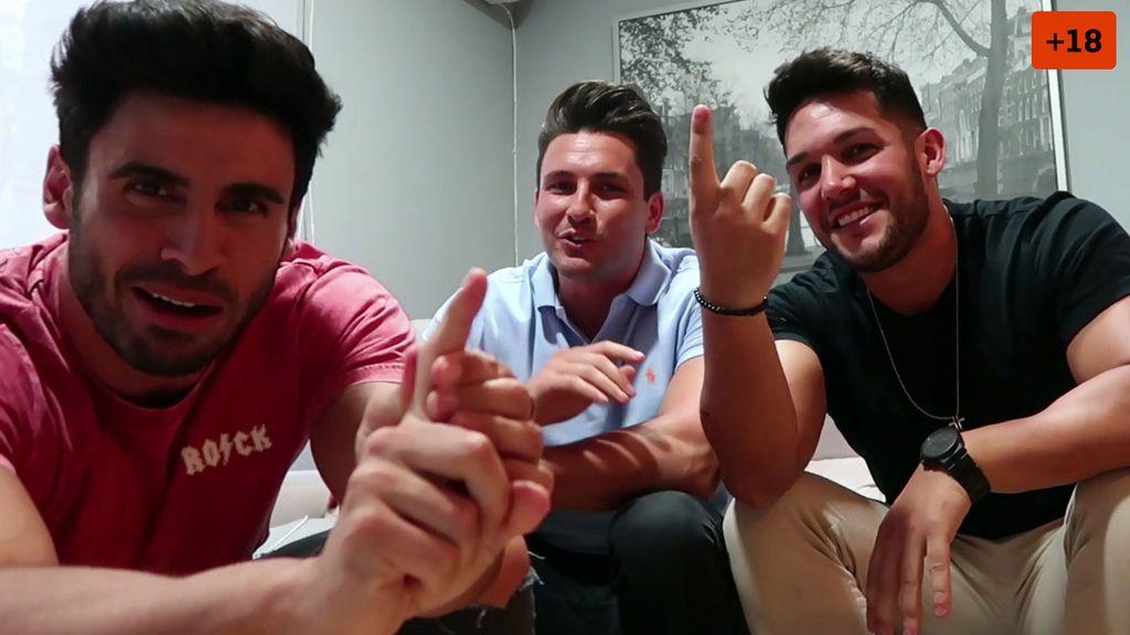 Gatillazos, tamaños y complejos sexuales: Noel, Víctor y Santana se confiesan (1/2)