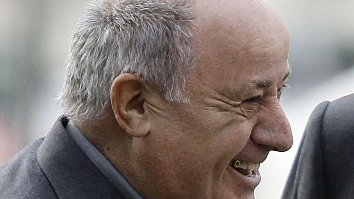 El Parlamento vasco agradece a medias los 14 millones que donó  Amancio Ortega