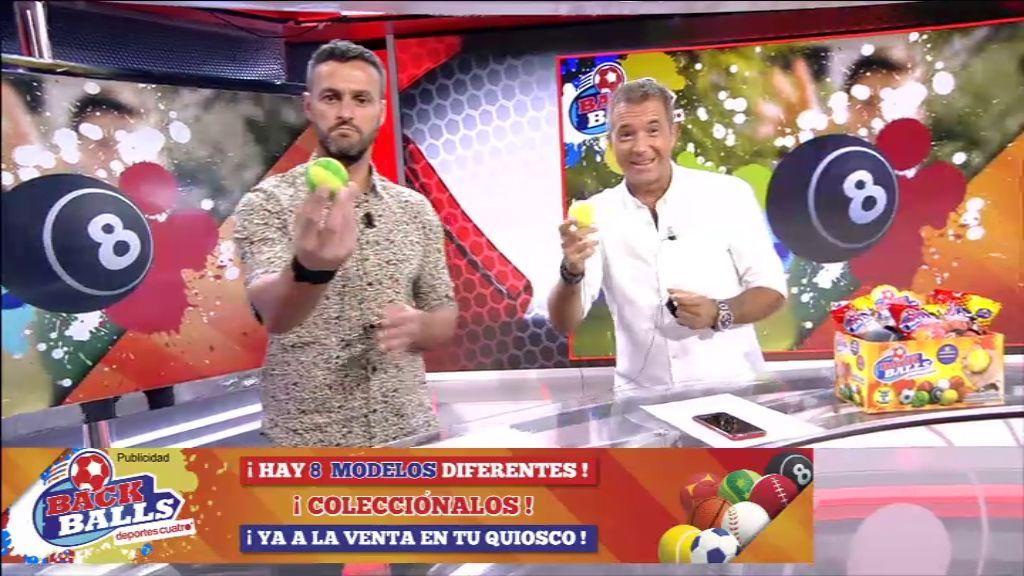 Mención Back Balls Deportes Cuatro
