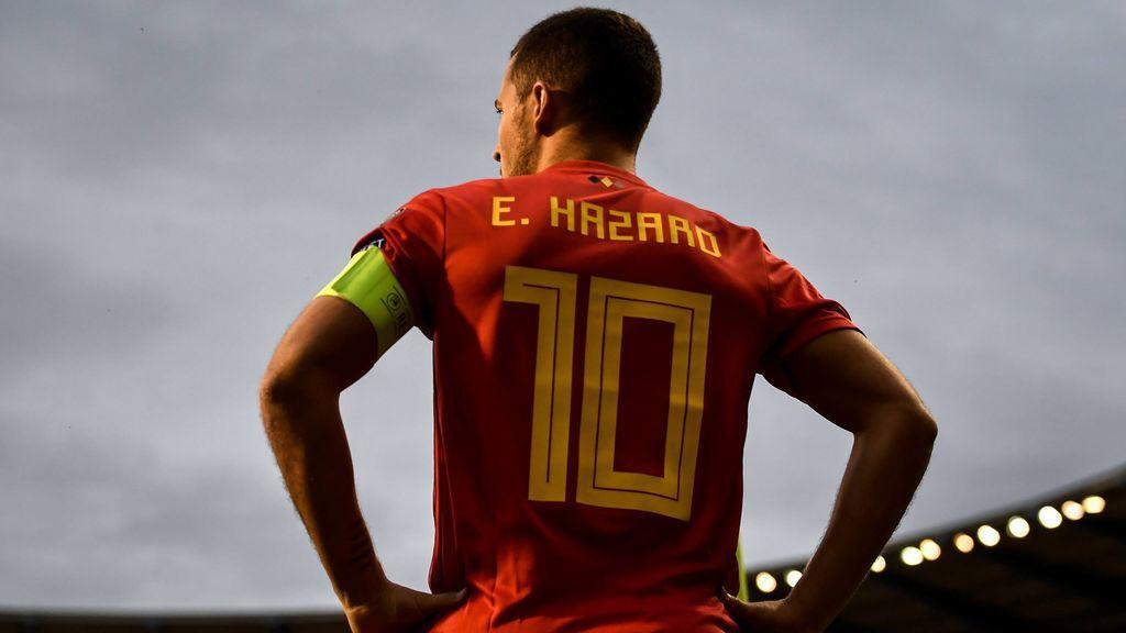 Sigue en directo la presentación de Hazard como jugador del Madrid a las 19.00h.