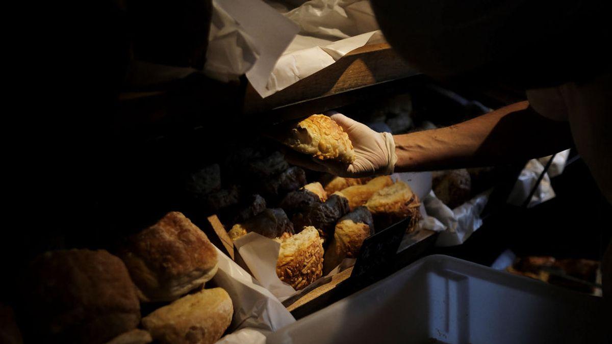 Un joven se secciona un dedo mientras trabajaba en una panadería de Arcas del Villar