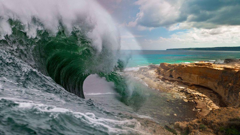 Mucha precaución en Baleares: hay riesgo por 'meteotsunamis' hasta el viernes