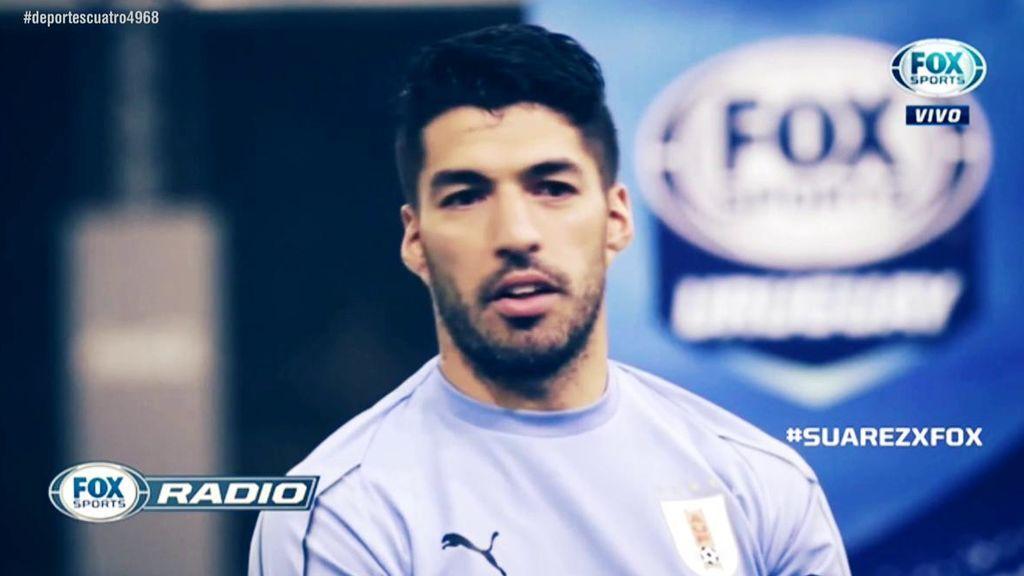 """Suárez se emociona al recordar el momento más duro de su carrera: """"No lo aceptaba, lo de Chiellini fue un error"""""""