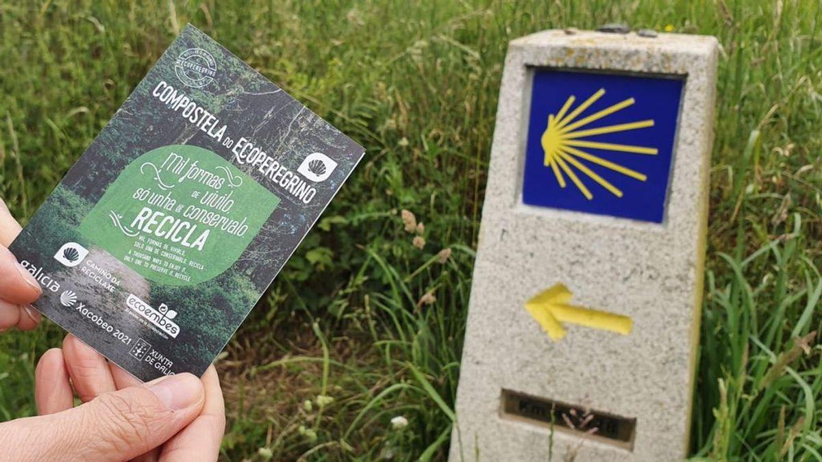 El ecoalbergue es el camino de Santiago a la sostenibilidad
