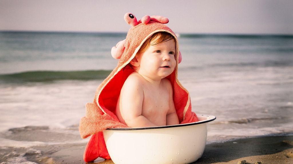 Los niños y el sol: Consejos para prevenir quemaduras solares y trastornos en la piel de bebés y niños