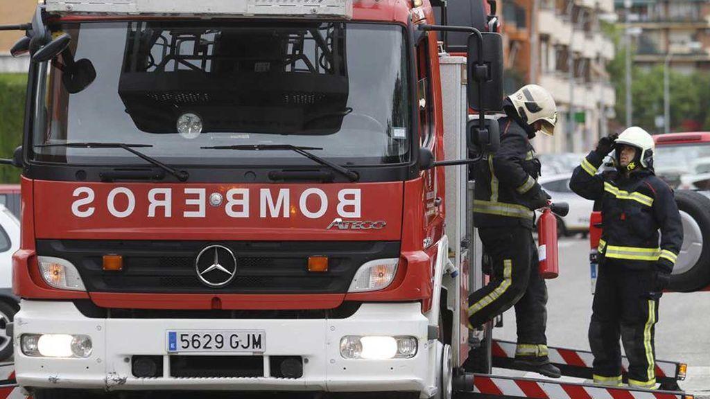 Halladas muertas dos personas en una casa incendiada en Córdoba