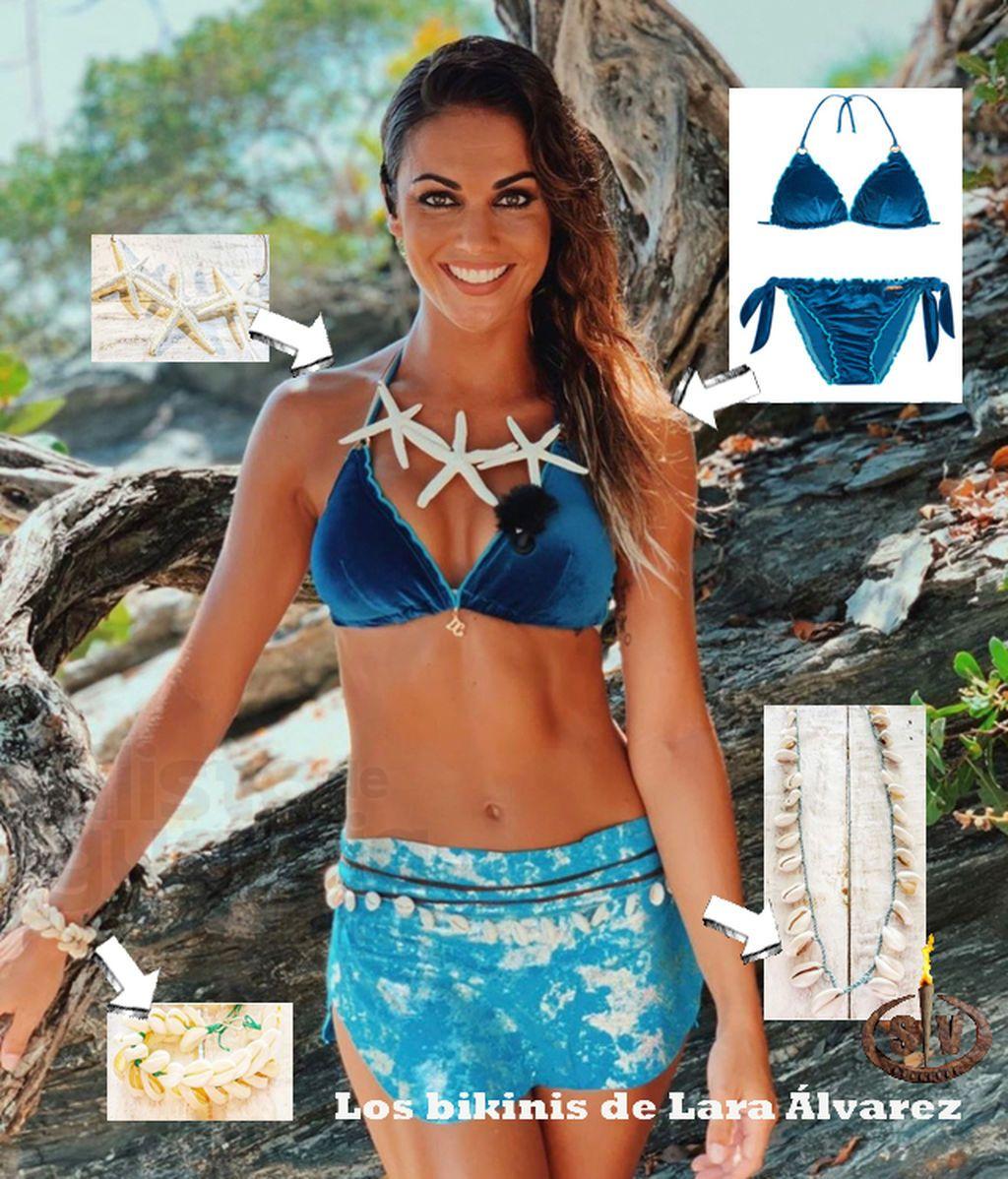 Los bikinis de Lara Álvarez (Segunda parte)