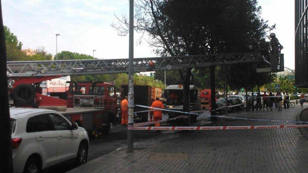 Encuentran dos cadáveres tras el incendio de una vivienda en Córdoba