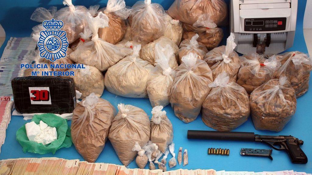 El bróker de la heroína cae en Galicia