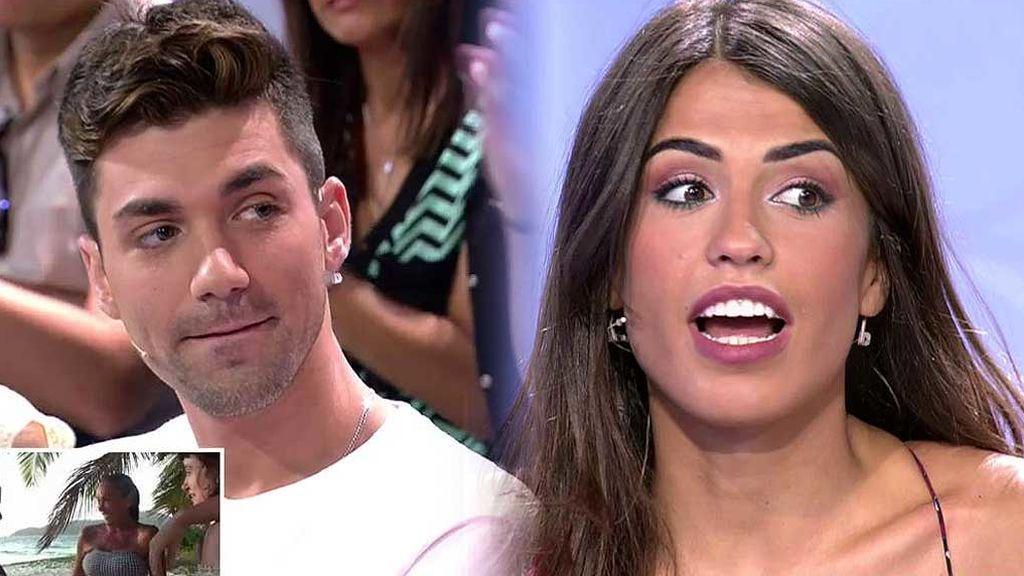 Alejandro Albalá y Sofía coinciden en 'MyH'