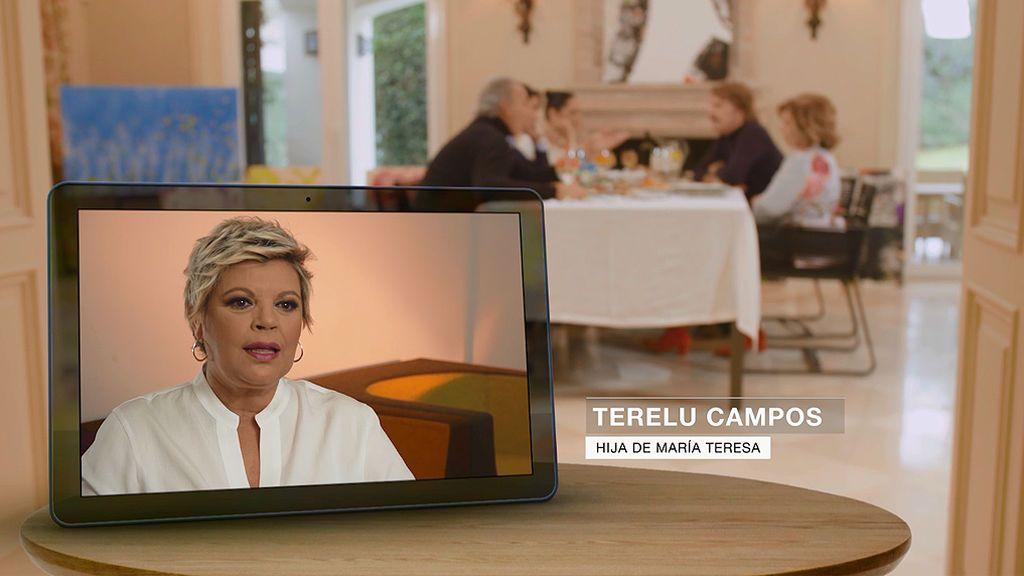María Teresa Campos habla sobre la enfermedad de Terelu