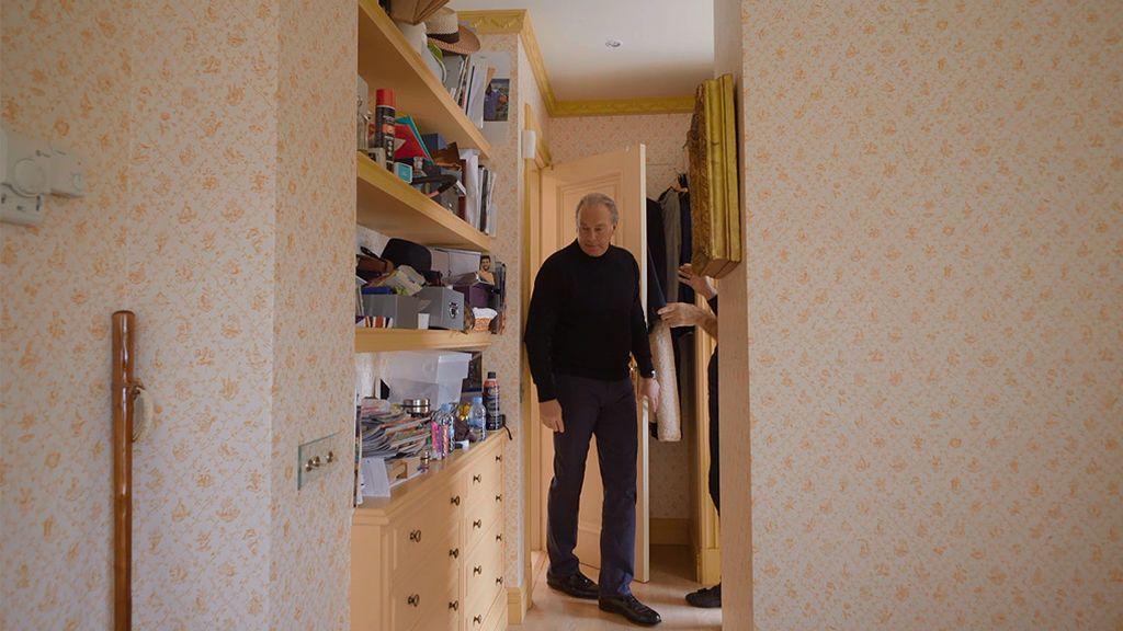 Así es la habitación de Edmundo Arrocet