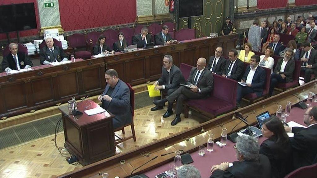 El Supremo no permite a Oriol Junqueras recoger el acta de eurodiputado que le daría inmunidad