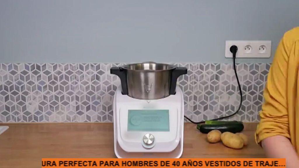 Cuidado, tu robot de cocina que podría estar espiando tus conversaciones