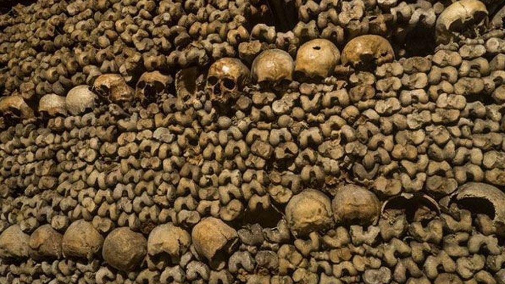 La razón por la que hay seis millones de calaveras en los subsuelos de París