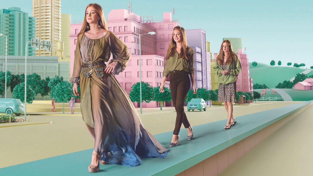 Divinity apuesta por las series brasileñas de nueva generación con el estreno de 'Totalmente diva'