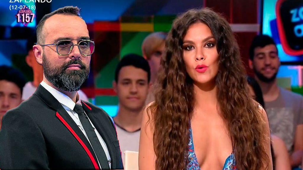 Risto, el otro 'superviviente' de Mediaset, alcanza por primera vez a 'Zapeando'