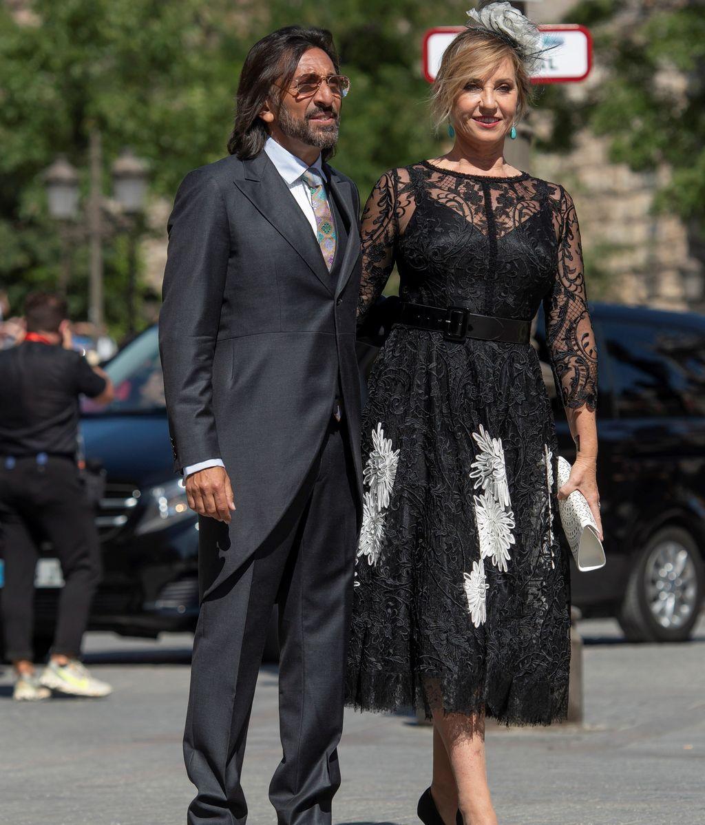 Pilar Rubio y Sergio Ramos se dan el ' sí quiero' en la Catedral de Sevilla