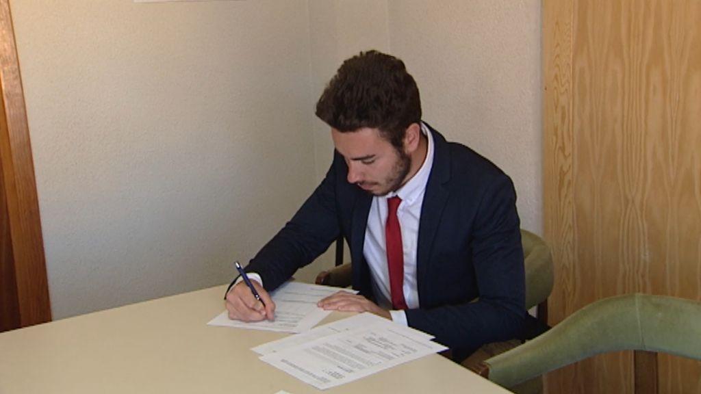 Con tan solo 18 años, Jaime Gutierréz se convierte en el alcalde más joven del país